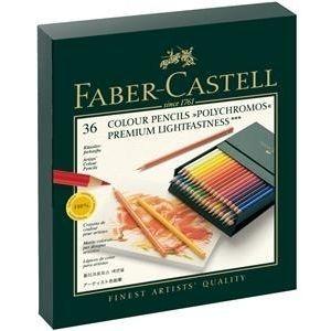 purpurrosa hell Faber-Castell 110128 Künstlerfarbstift Polychromos 128