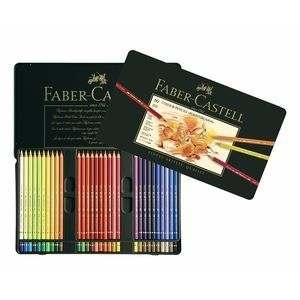 permanentgrün Faber-Castell 110266 Künstlerfarbstift Polychromos 266