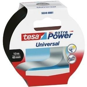 Tesa Klebeband extra Power Universal 10 m x 48 mm weiß